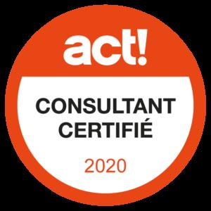 Consultant certifié Act CRM 2020